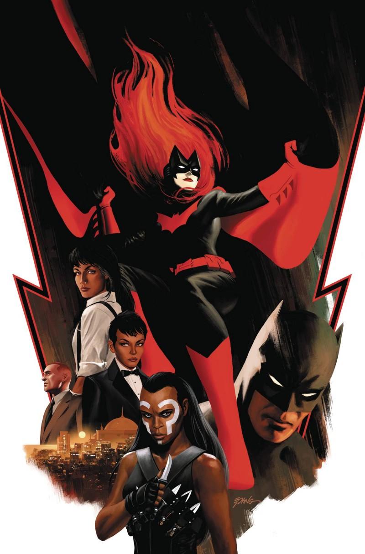 Batwoman V2 #1 CVR A
