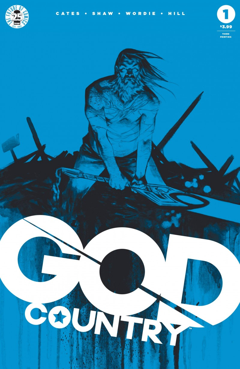 God Country #1 Third Printing