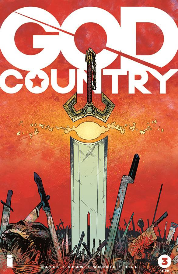 God Country #3 CVR A Shaw