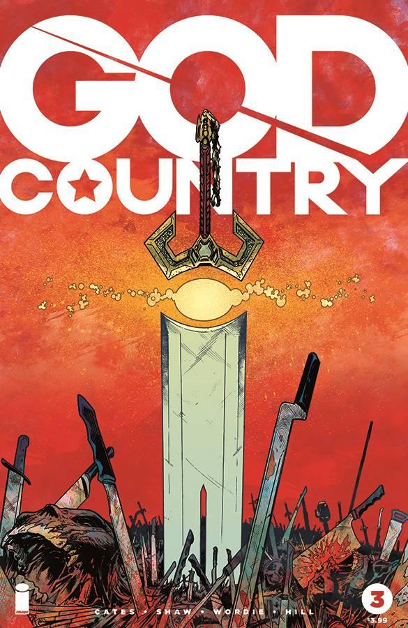 God Country #3 CVR A Shaw