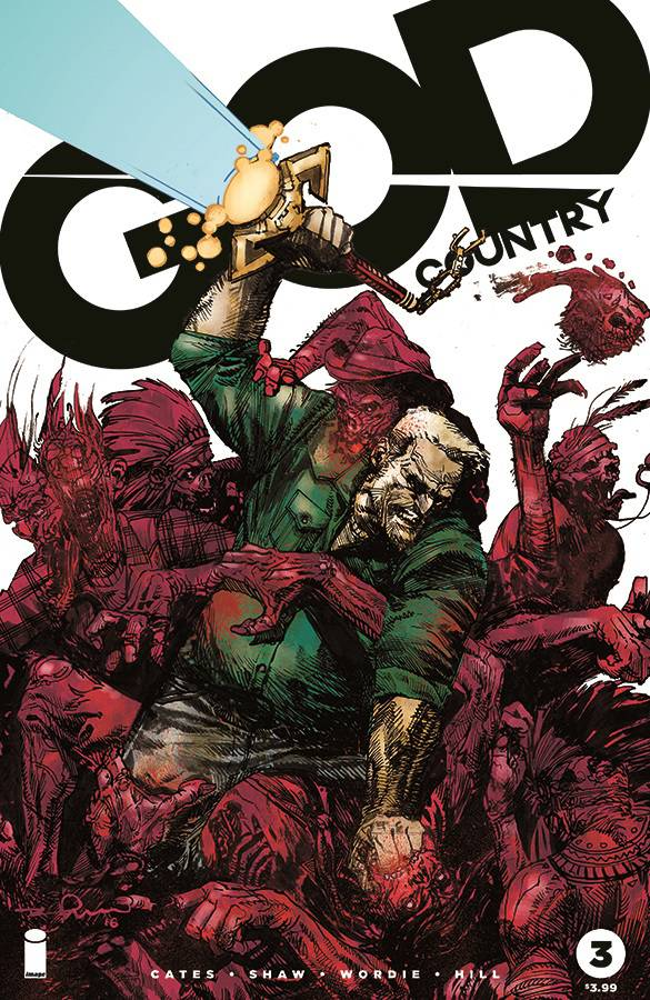 God Country #3 CVR B Zaffino