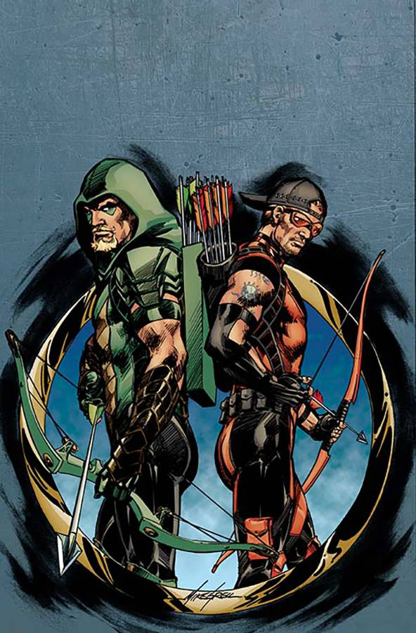 Green Arrow V7 #19 CVR B