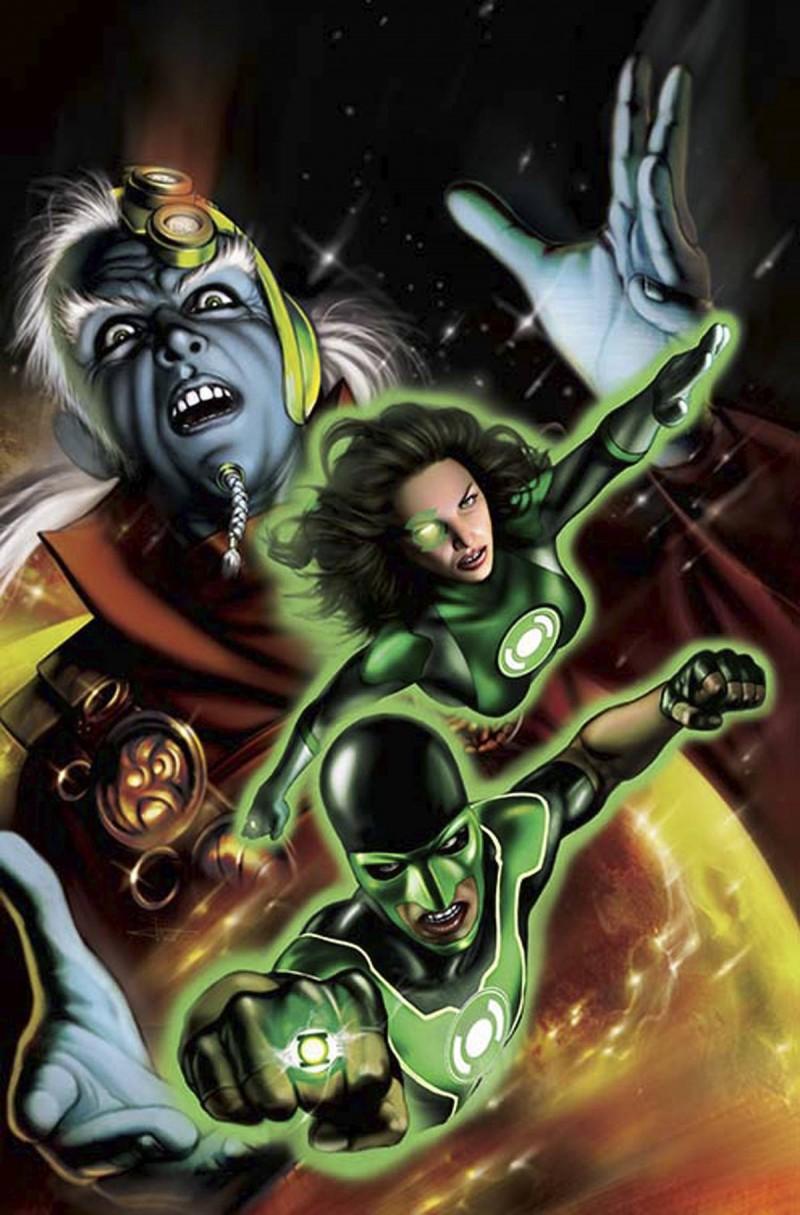 Green Lanterns #19 CVR A