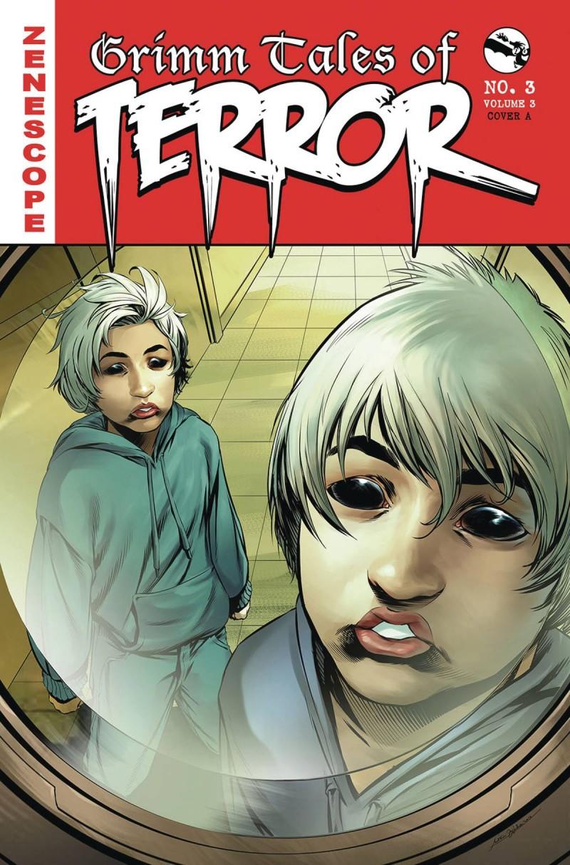 Grimm Tales of Terror V3 #3 CVR A Bifulco