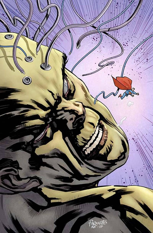 Justice League V2 #17 CVR B