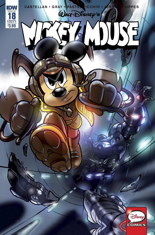 Mickey Mouse V2 #18