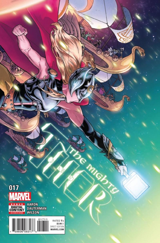 Mighty Thor V2 #17