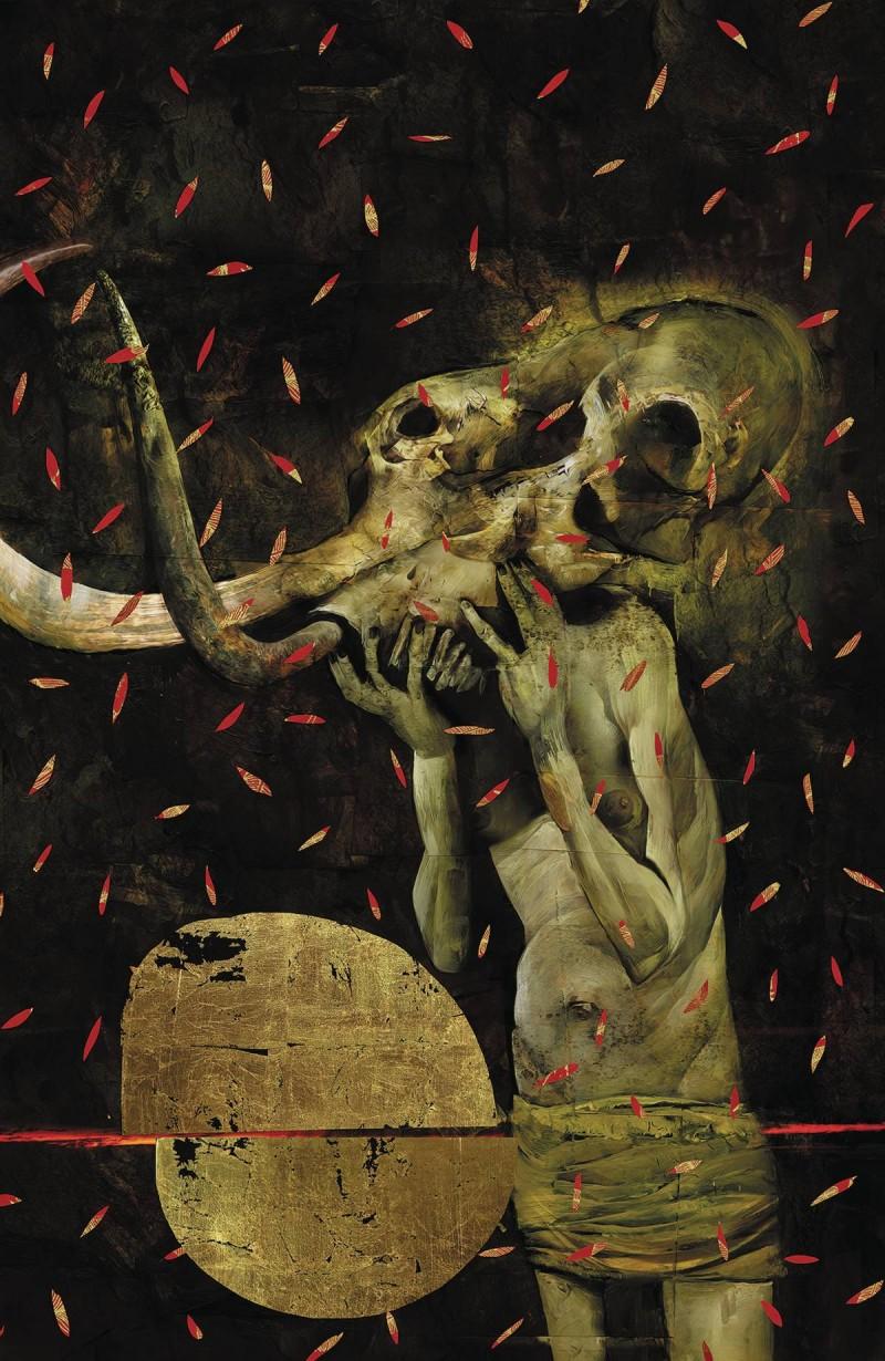 Neil Gaiman American Gods Shadows #1 CVR C McKean