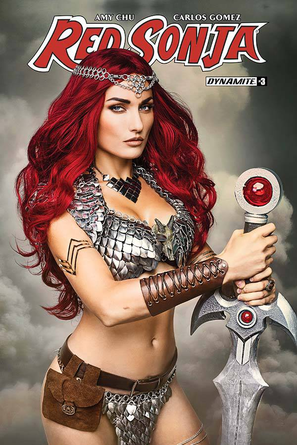 Red Sonja V7 #3 CVR D Cosplay