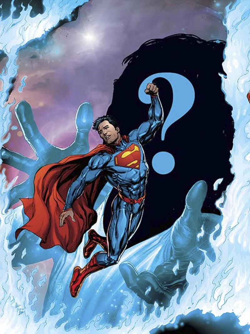 Superman V4 #19 CVR B