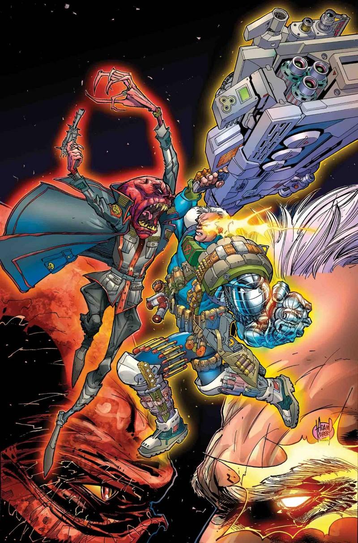 Uncanny Avengers V3 #21