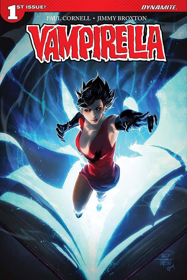 Vampirella V8 #1 CVR A Tan