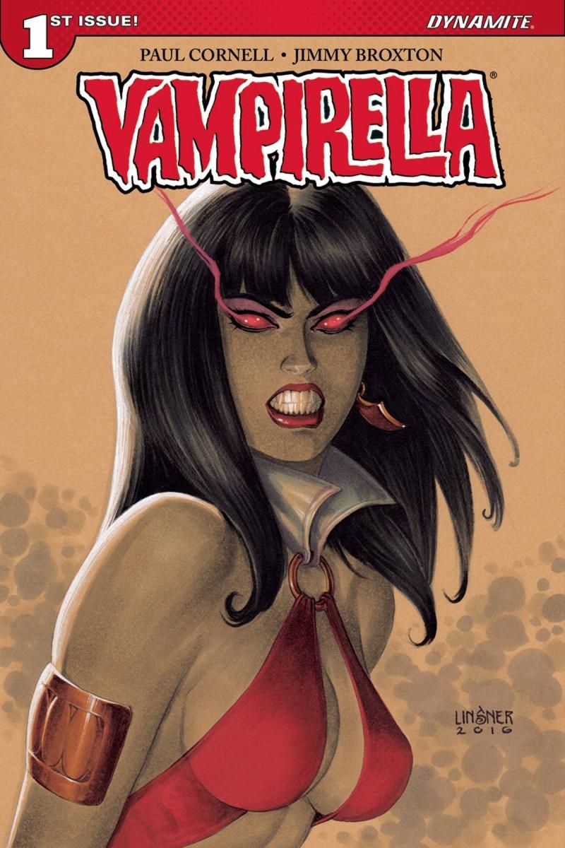 Vampirella V8 #1 CVR C Linser