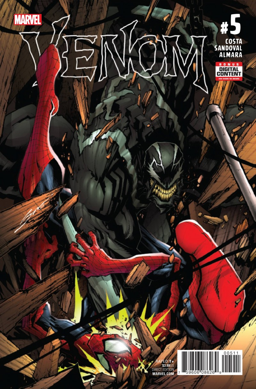 Venom V3 #5