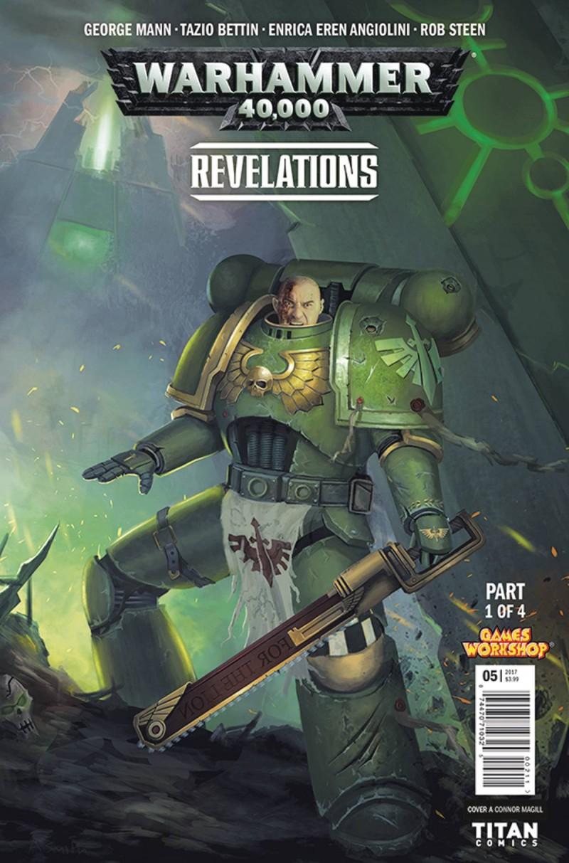 Warhammer 40k Revelations #1