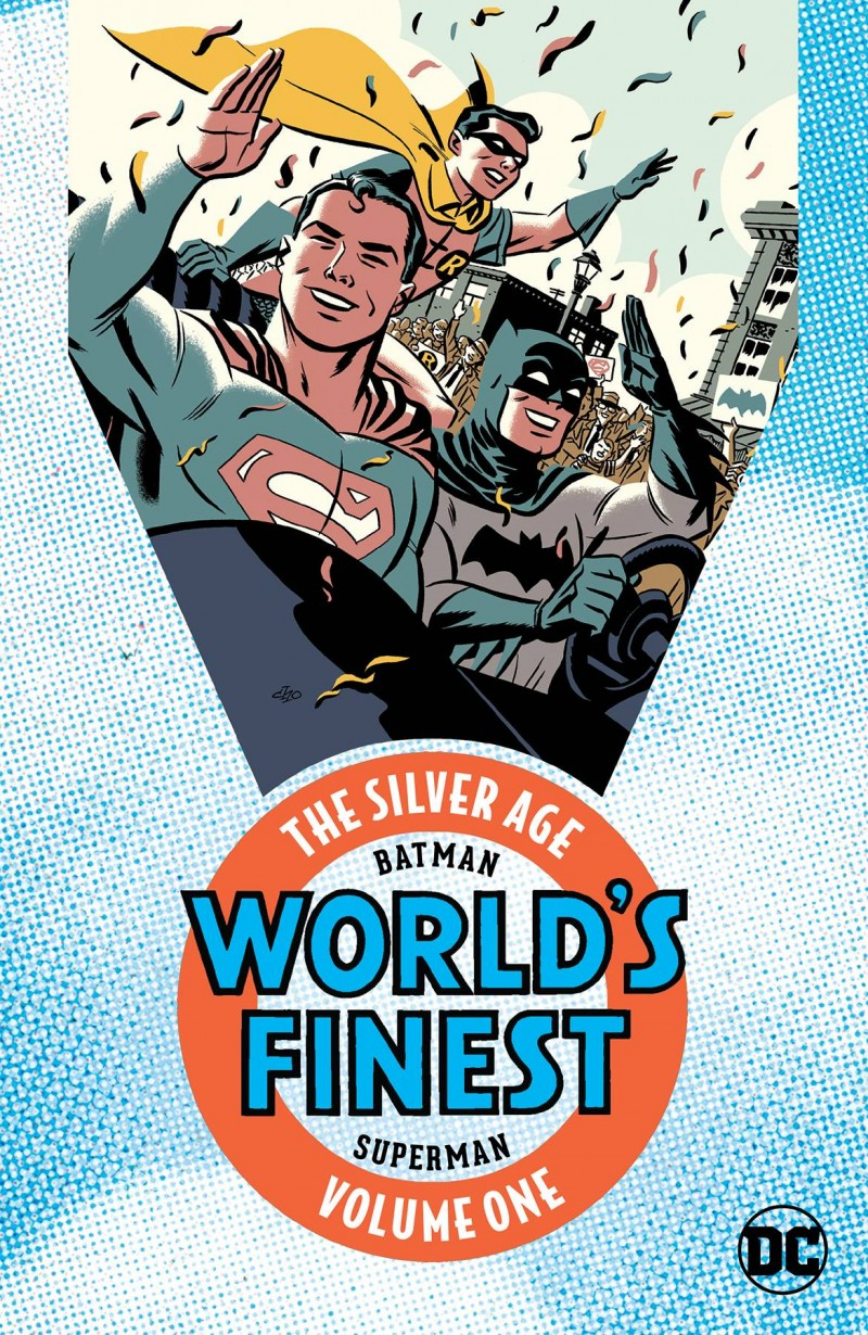 Batman and Superman in Worlds Finest TP V1