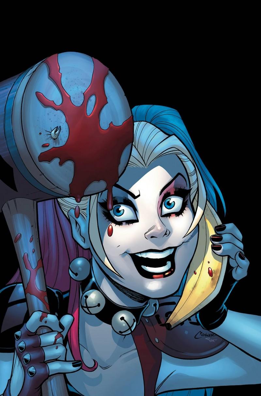 Harley Quinn TP Rebirth V1 Die Laughing