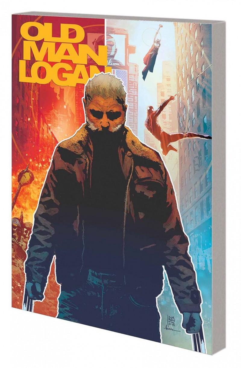 Wolverine TP Old Man Logan V1 Berzerker