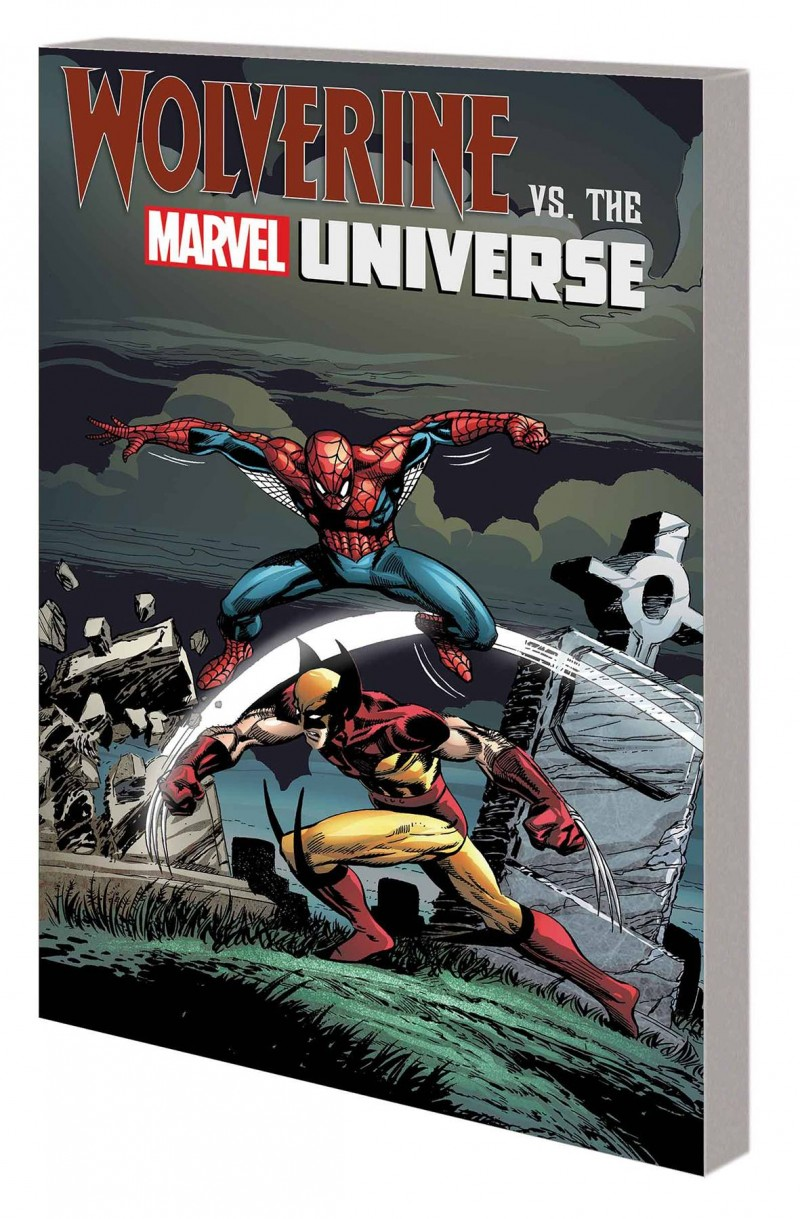 Wolverine TP Wolverine Vs the Marvel Universe