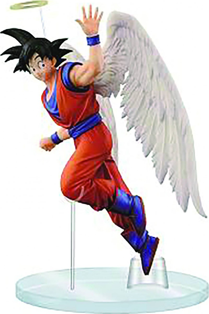 DBZ Dramatic Showcase Figure 5th Season Son Goku V1
