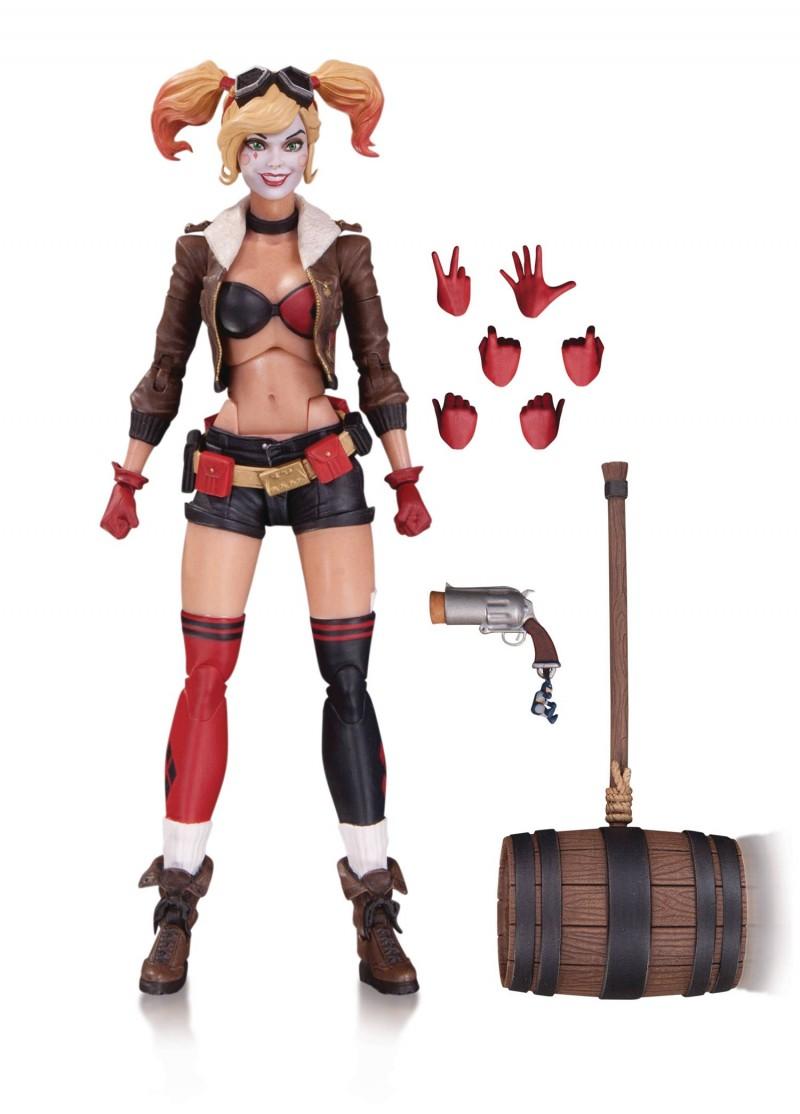 DC Direct Bombshells AF Harley Quinn