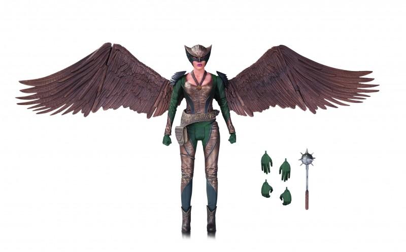 DC Direct Legends of Tomorrow AF Hawkgirl
