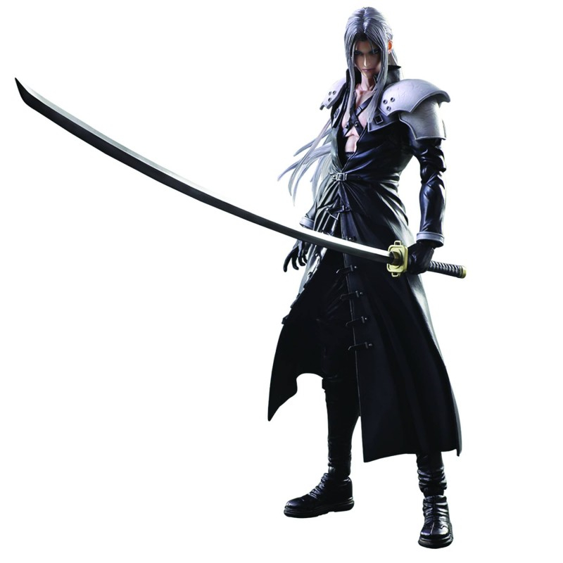 Final Fantasty Kai AF Advent Children Sephiroth