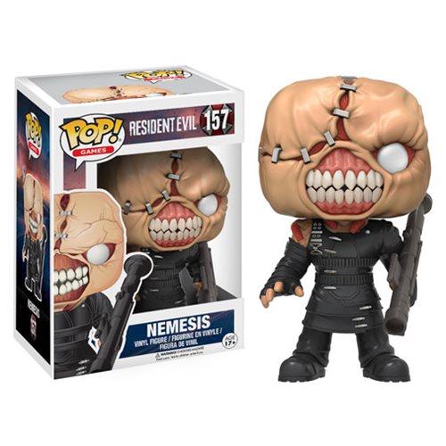 Funko Pop Resident Evil Nemesis