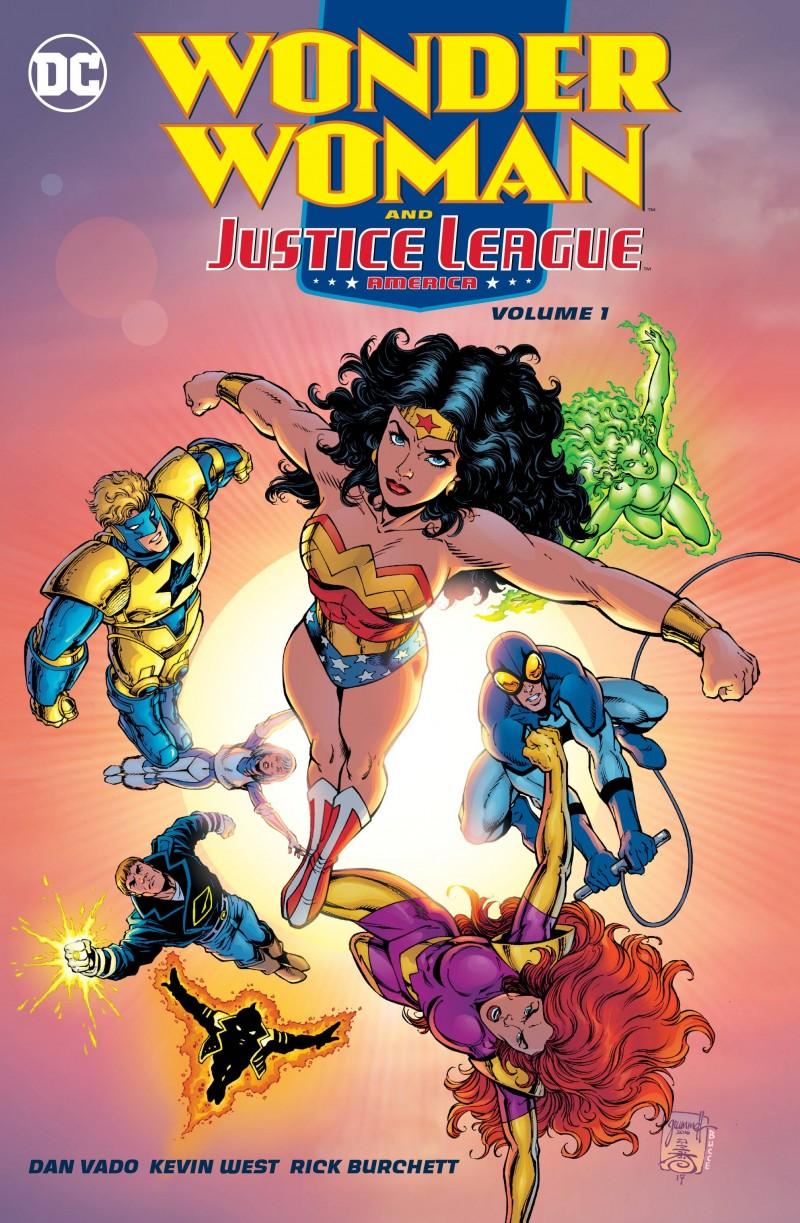 JLA TP Wonder Woman and the JLA V1