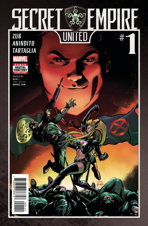 Secret Empire United #1