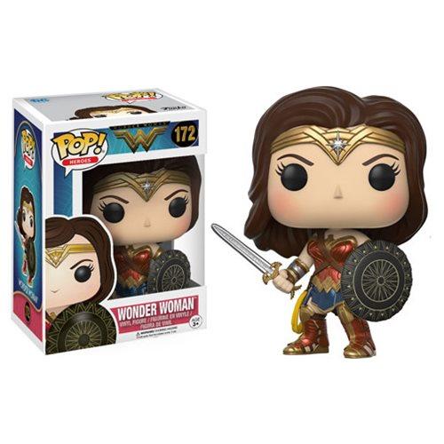 Funko Pop Wonder Woman Movie Wonder Woman