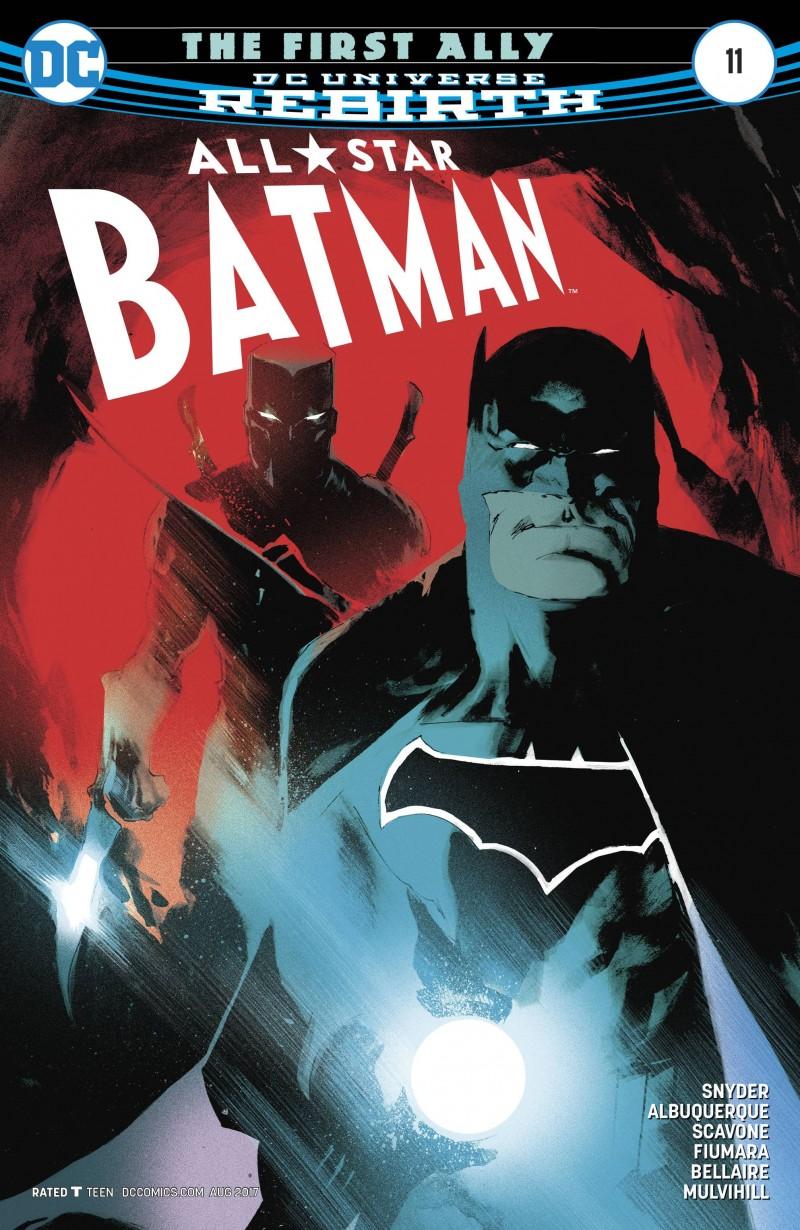 All Star Batman V2 #11 CVR A Albuquerque