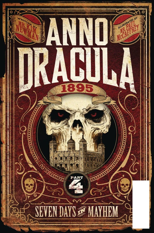 Anno Dracula #4 CVR B Stiff
