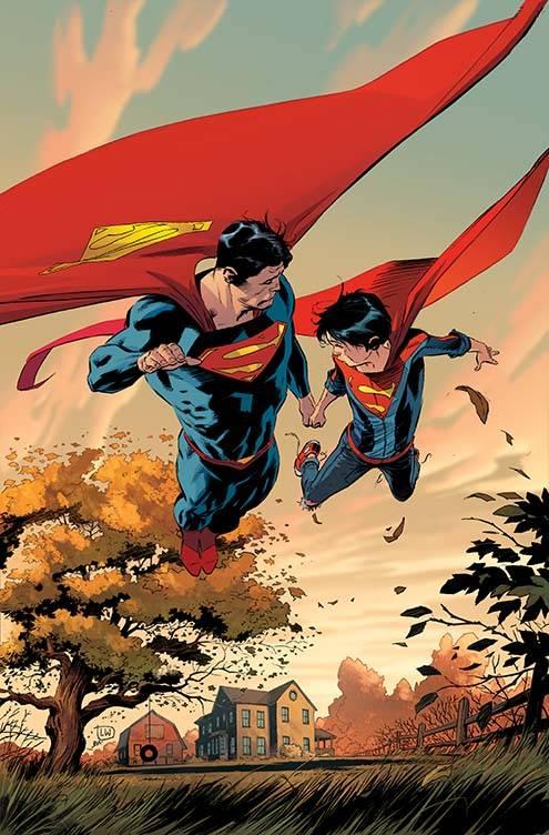 Superman  #27 CVR A