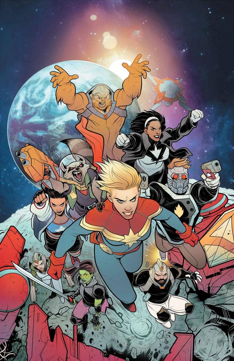 Mighty Captain Marvel #7