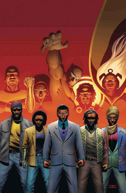 Black Panther Crew #6