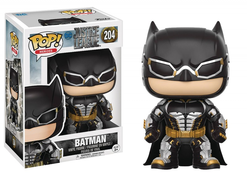 Funko Pop DC Justice League Movie Batman