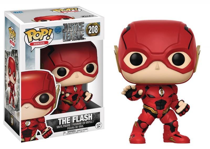 Funko Pop DC Justice League Movie Flash