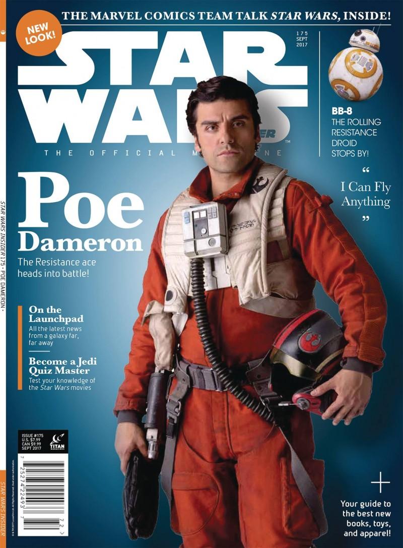 Star Wars Insider #175 Newsstand Edition