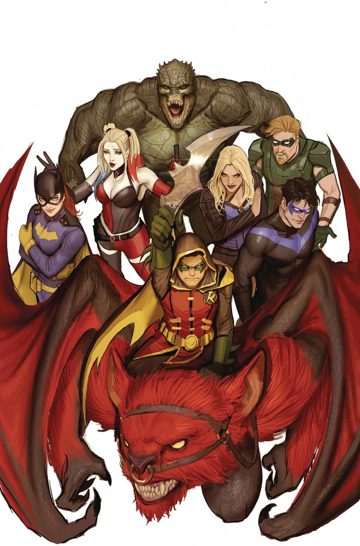 Teen Titans V6 #12 CVR A