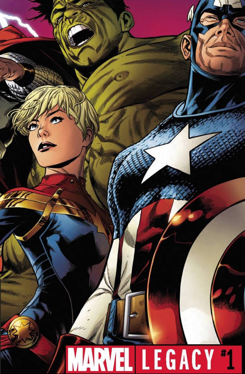 Marvel Legacy One-Shot