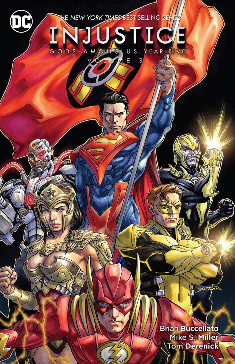 Injustice TP Year Five
