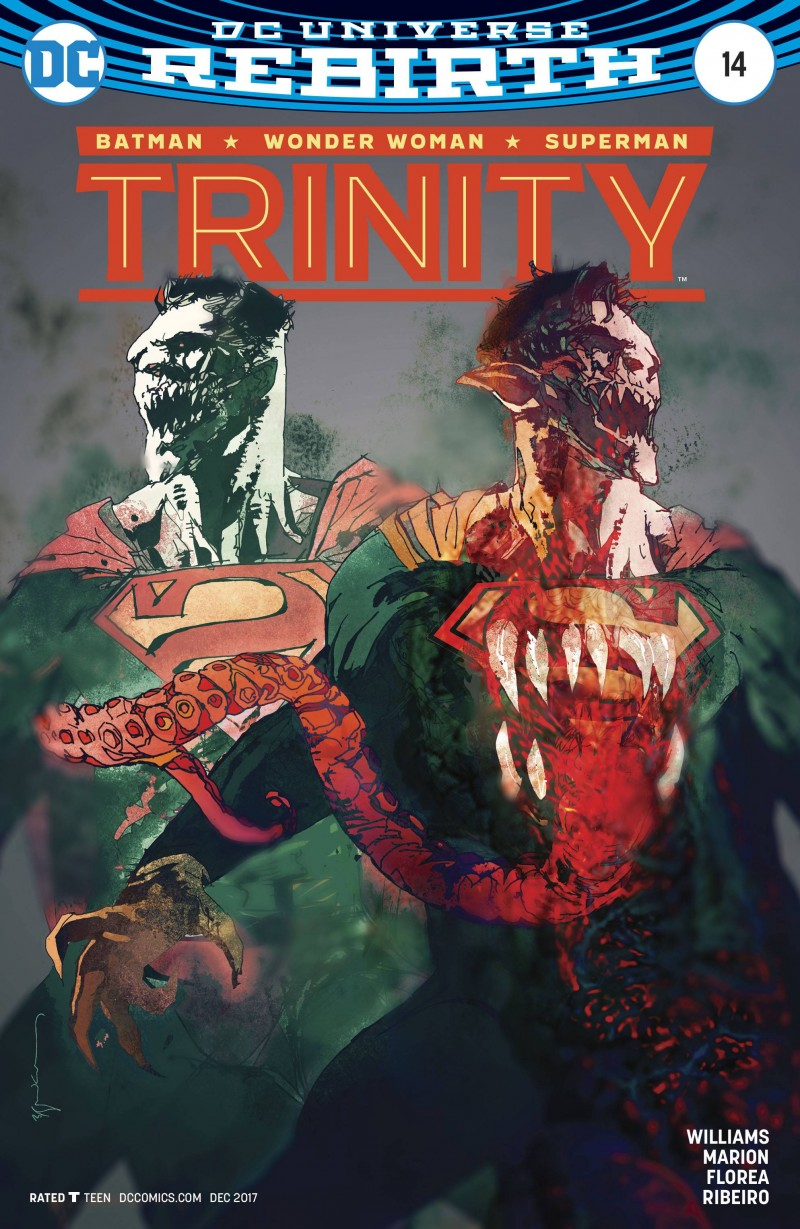 Trinity V2 #14 CVR B