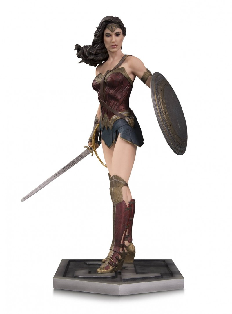 DC Statue Justice League Movie Wonder Woman