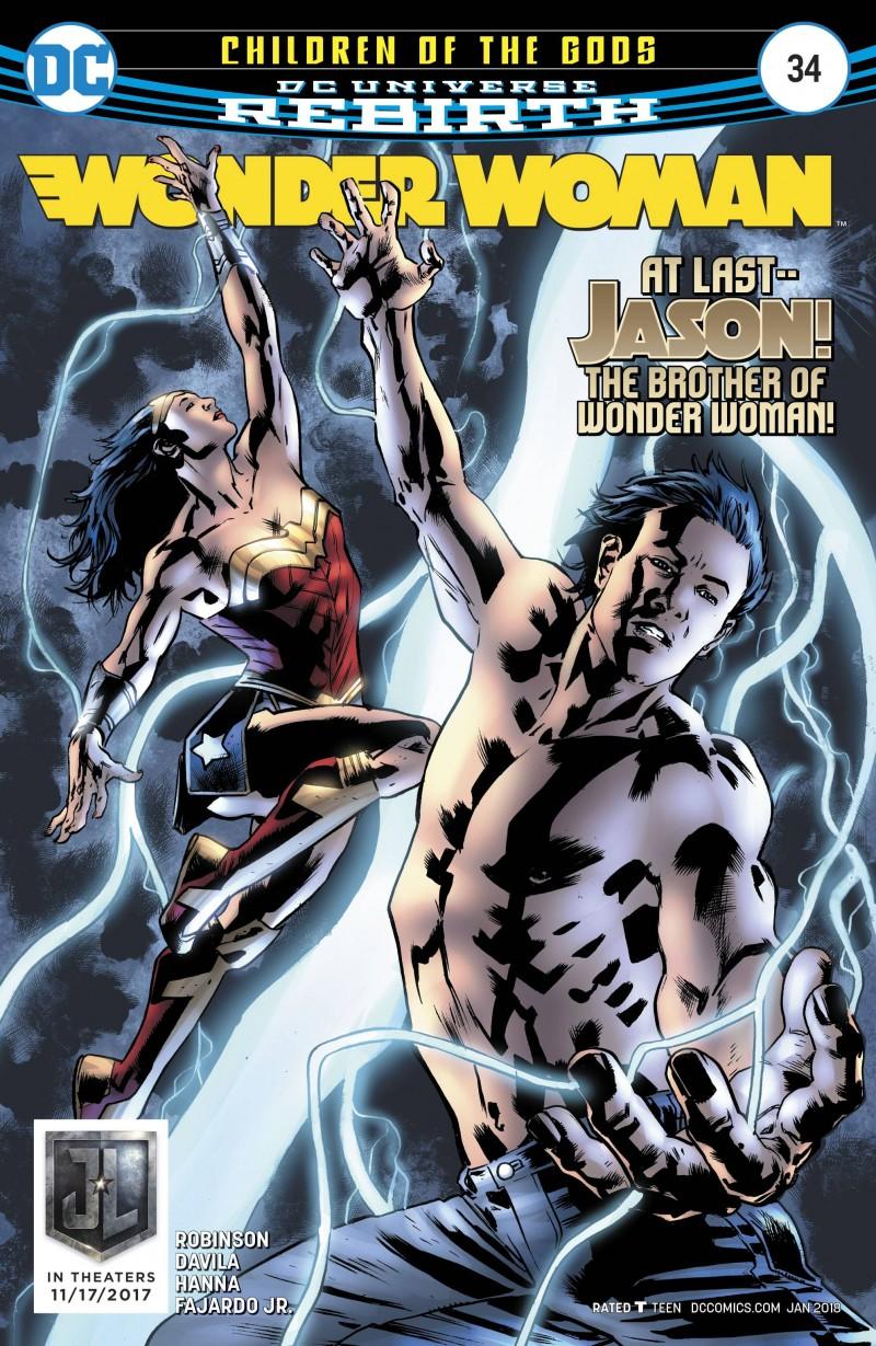 Wonder Woman V5 #34 CVR A