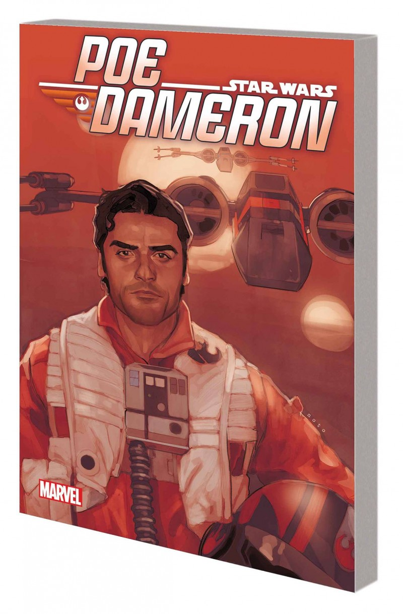Star Wars TP Poe Dameron  Legends Lost