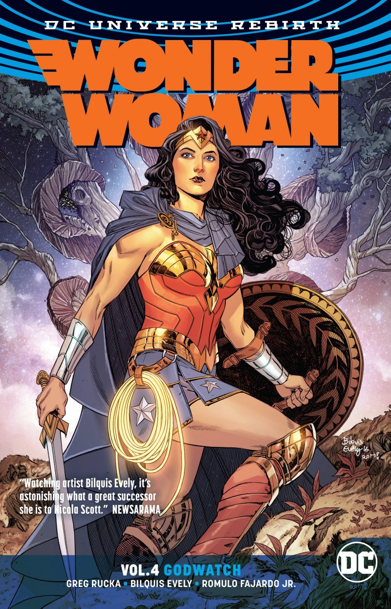 Wonder Woman TP Rebirth  Godwatch