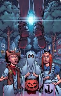 Grimm Tales of Terror #10 CVR B Leister
