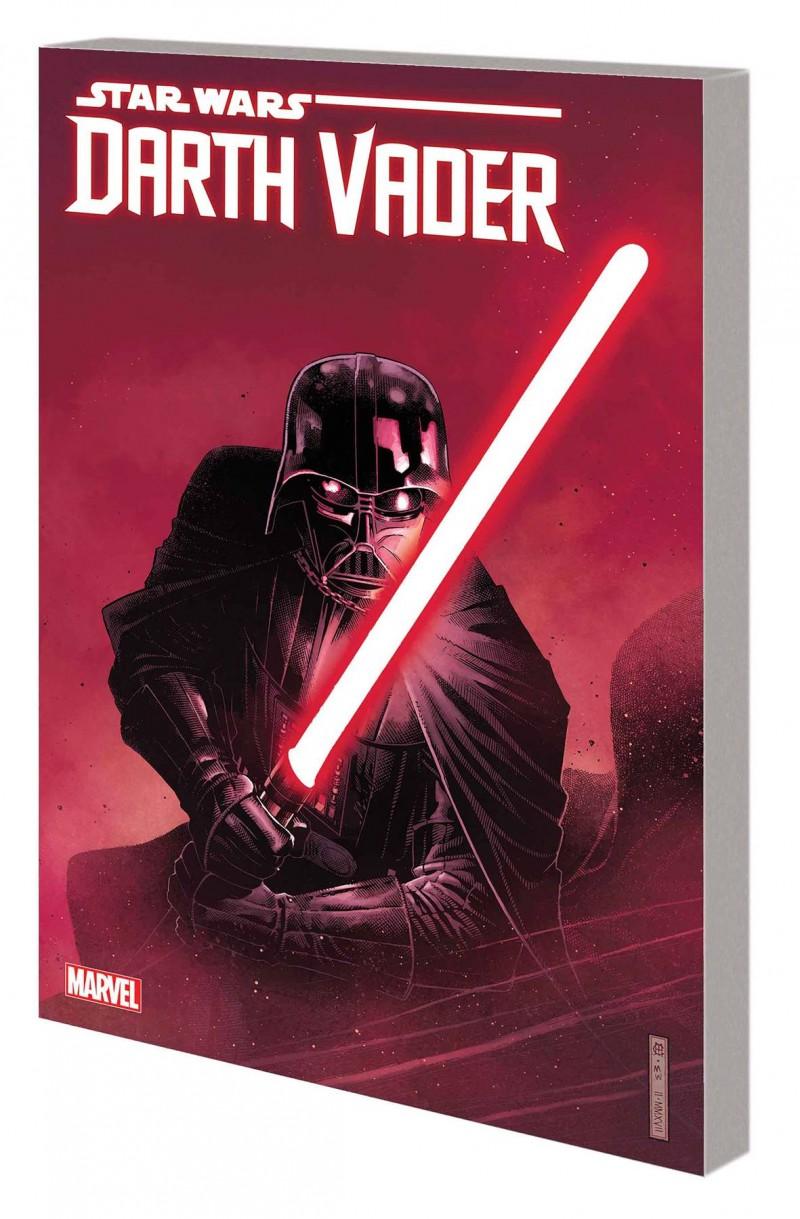 Star Wars TP Darth Vader Dark Lord Sith TP V1 Imperial Mach