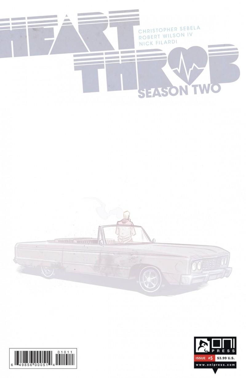 Heartthrob Season 2 #5